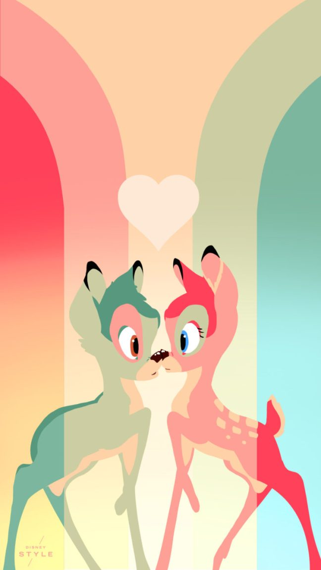 Wallpaper_Bambi_Faline-750x1333