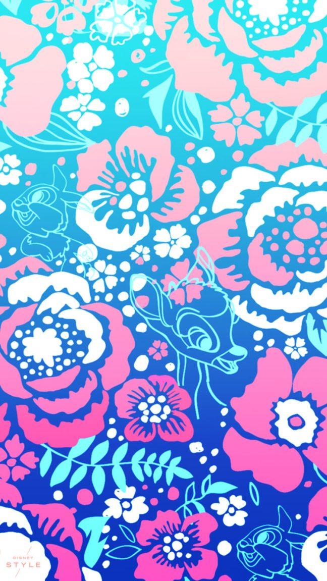 Wallpaper_Bambi_flowers-750x1333